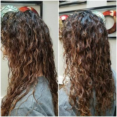 Beach Wave Perm Summerlin Las Vegas Hair By Jacki