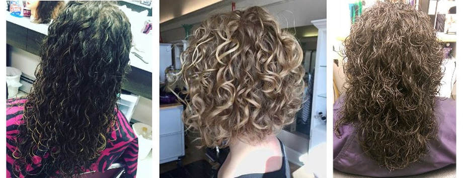 Perm las vegas hair by jacki there are two main kinds of permanent waves or perms the first are spiral perms a spiral perm uses permanent hair products with small curling rods solutioingenieria Gallery